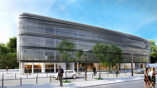 Nouveau campus informatique de l'EPSI Nantes