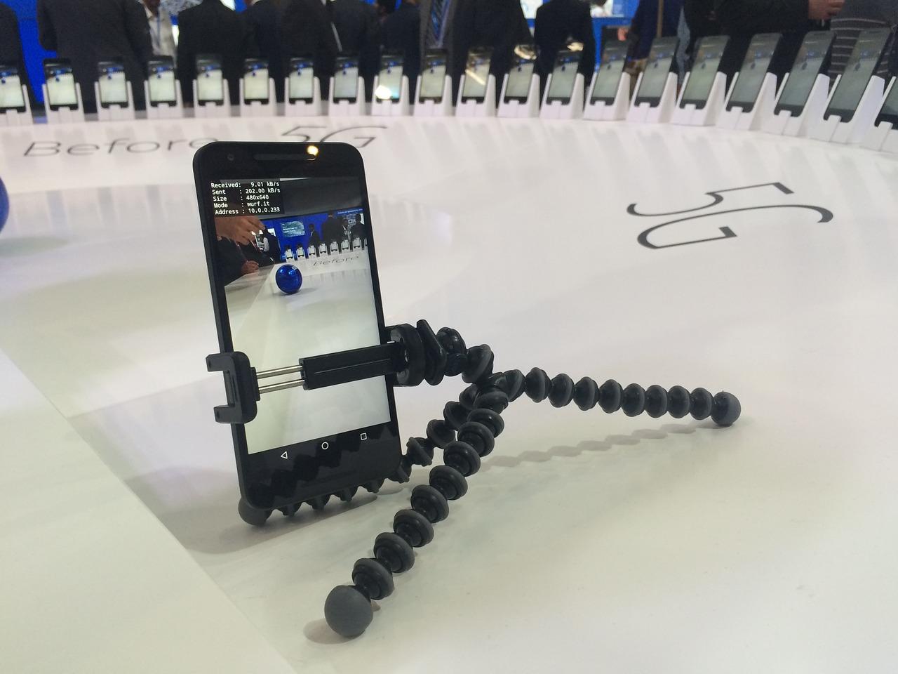 La 5G, un enjeu majeur