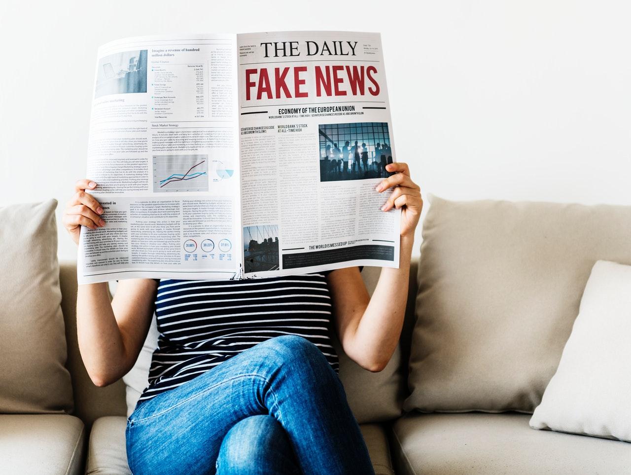 lutte de la désinformation par la technologie