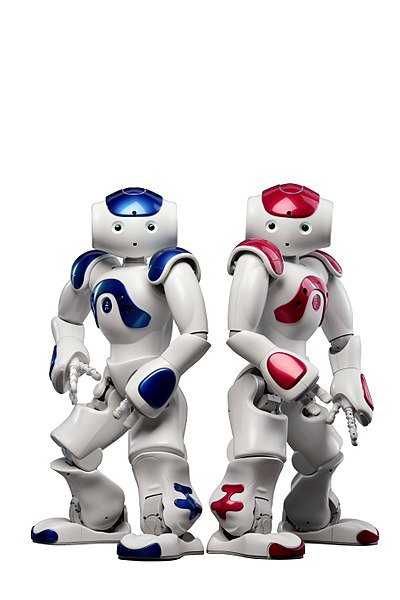 Nao robot accompagnement autistes